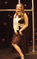 Donna-in-Marilyn-pose