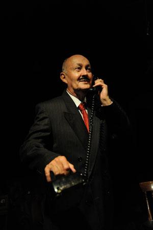 John-on-phone